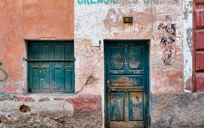 How to Photograph Doors